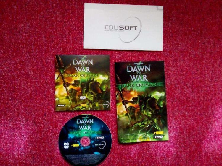 Warhammer 40.000: dawn of war dark crusade