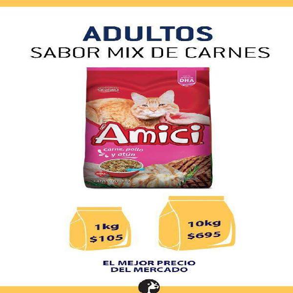 Alimento para mascotas! los mejores productos al mejor