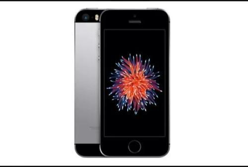 I phone se32 gb (1 semana de uso). completo. con accesorios