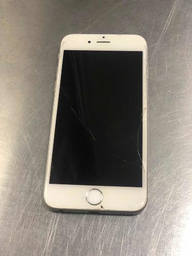 Iphone 6 64 gb silver plateado apple liberado pantalla a rep