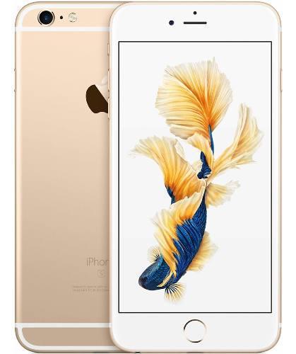 Iphone 6s plus 16gb 5.5 retina 4g 4k nuevos garantía