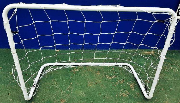 Arco de futbol de entrenamiento 1 x 0,75 mts incluye red