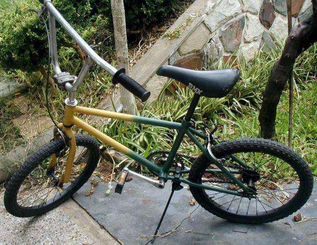Bicicleta BMX Rod 20, Funcionando en buenas condiciones