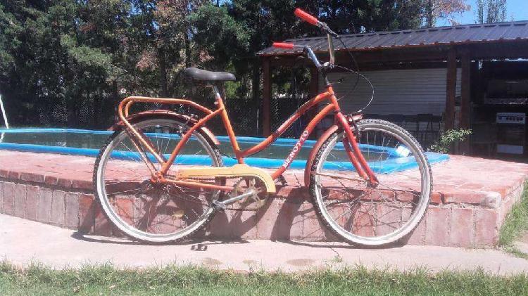 Bicicleta r 26; muy buena en general