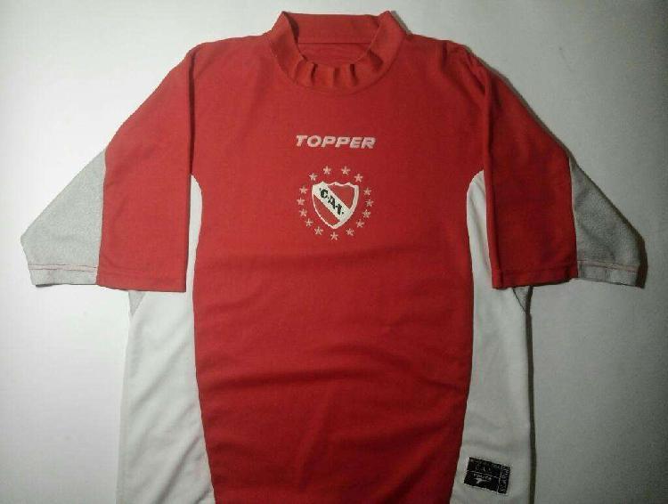 Camiseta independiente 2003