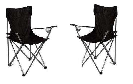 Sillon silla, reposera director par, combo camping 120kg.