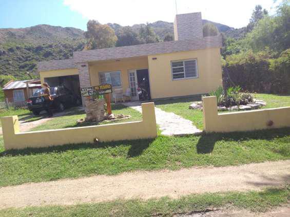Vendo excelente casa en potrero de los funes en san luis