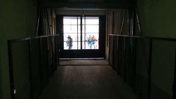 Venta cochera en edificio congreso 391 en San Miguel de
