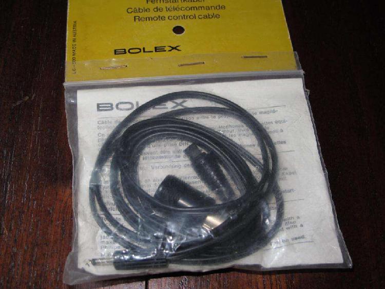 Bolex l6-500 remote control cable austria