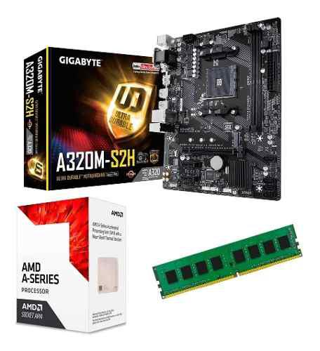 C18 combo actualizacion pc amd apu a8 9600 a320 4gb xellers1