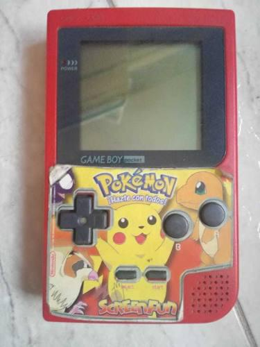 Consola portatil nintendo game pocket