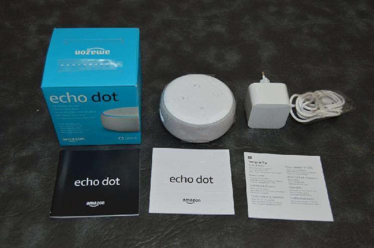 Echo Dot (3 Gen) Alexa Bluetooth Wifi Audio