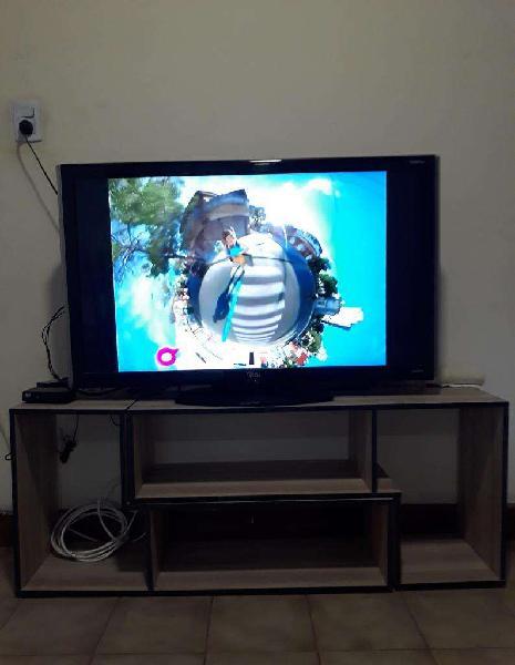 Liquido todo tv, horno electrico, microonda, 3 camas 1 plaza
