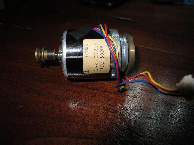 Motor vintage max-13v2le - japan-- tape deck cassette deck