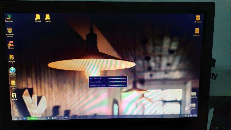 Monitor led viewsonic 20