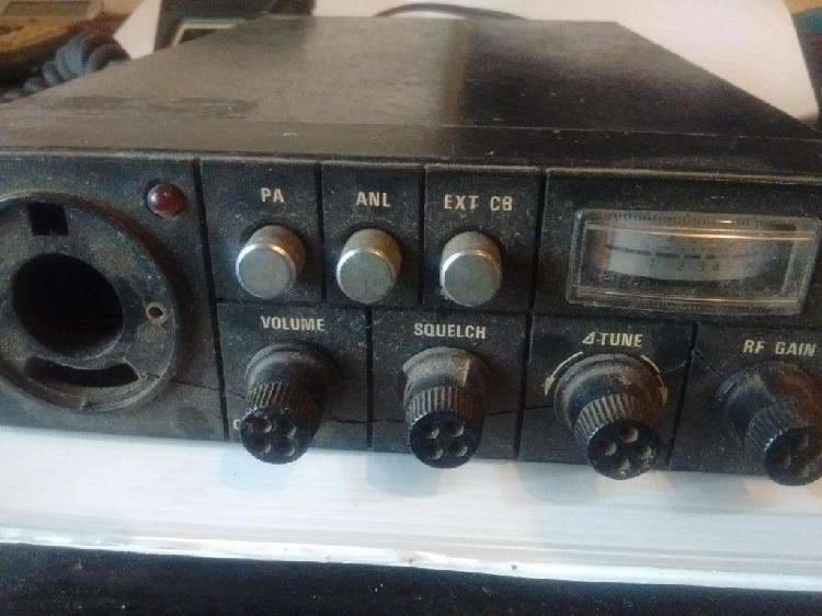 Radioaficionado base blaupunckt funcionando