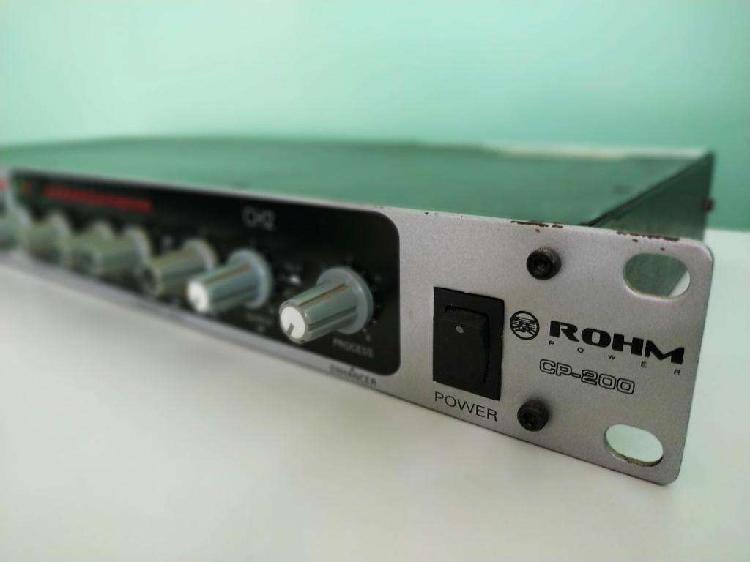 Rohm cp-200 compresor - limitador