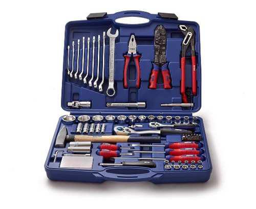 Set de bocallaves herramientas accesorios bremen 100 pzs mm