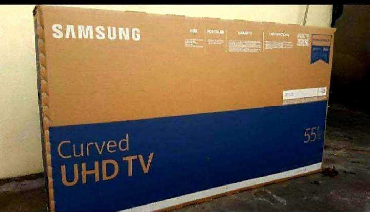 Smart Samsung 55 4k Curve Americano