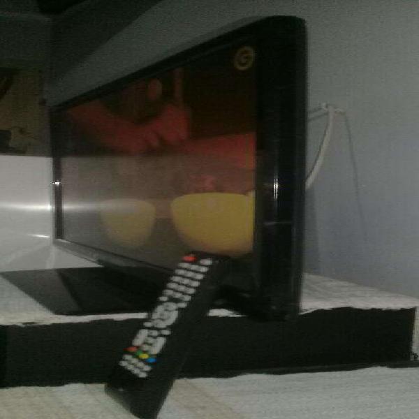 Vendo tv led full hd de 24 pulgadas