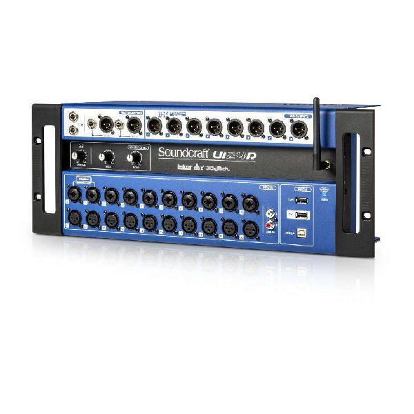 Consola digital ui24 nueva se traen de europa