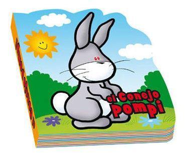 El conejo pompi animales que quiero 2551 cypres latinbook