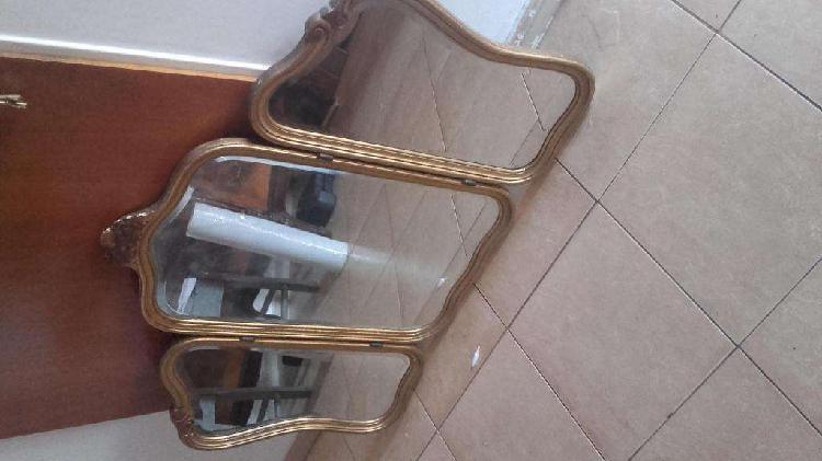 Espejo bicelado estilo luis xvi
