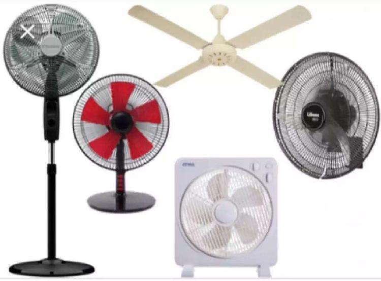 Reparaciónes de ventiladores