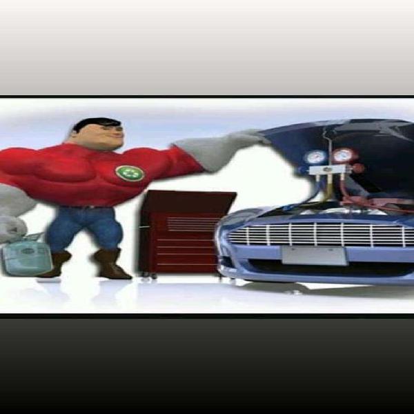 Reparacion de aire automotriz