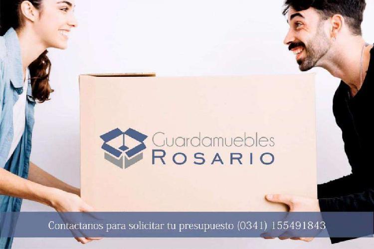 SERVICIO DE DEPOSITO GUARDAMUEBLES ROSARIO CENTRO