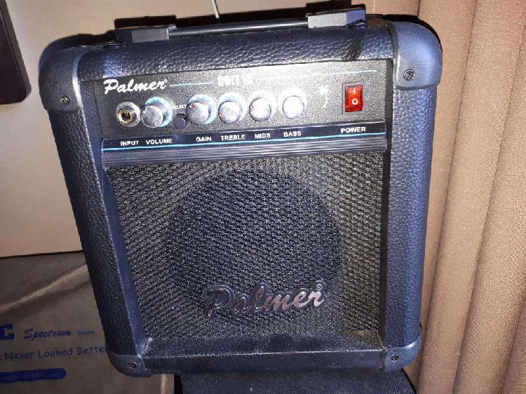 Amplificador guitarra palmer colt 15 w