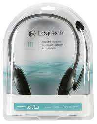 Auricular logitech headset h111 articulo nuevo