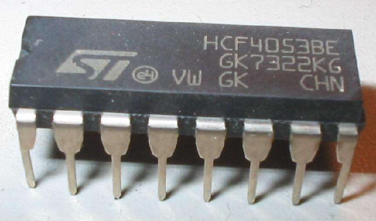 Blister x 25 unidades st hcf4053be