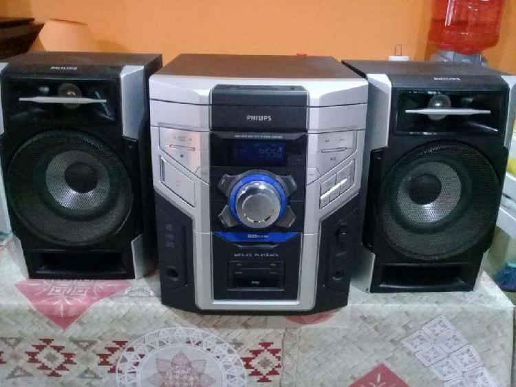 Equipo de audio phillips remato