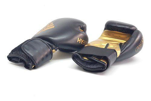 Guantes boxeo adidas hybrid 50 importado box kick muay thai