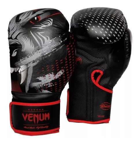 Guantes venum lobo boxeo - mma - thai - kick boxing - k1