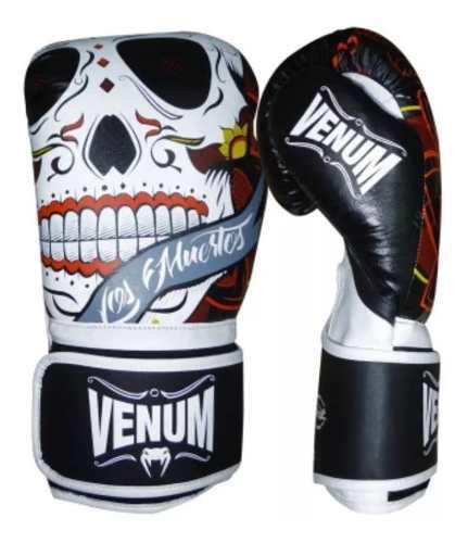 Guantes venum santa muerte 3.0 boxeo -thai - kick -k1