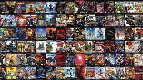 Lote ps2 juegos ps2 x 5 juegos a eleccion todos los titulos