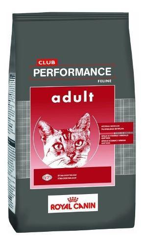 Royal canin performance 7,5 kg gatos adultos mas de 12 meses