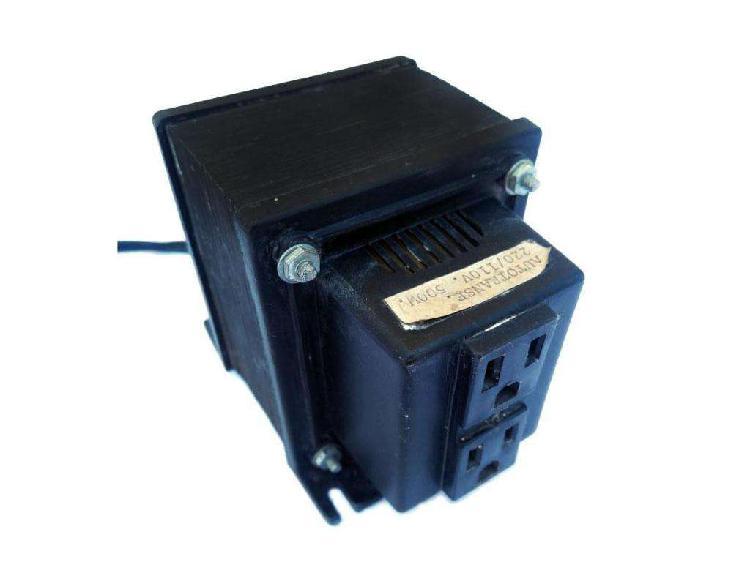 Transformador reductor trafo 220v a 110v 500w