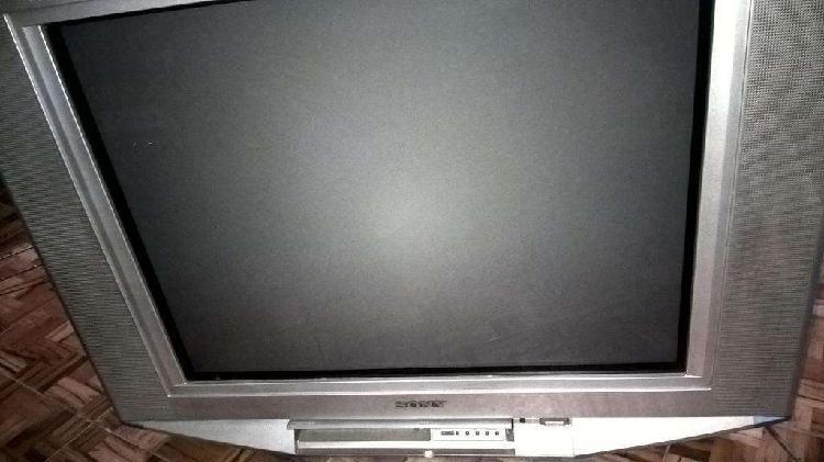 Vendo tv sony 29 pul pantalla plana