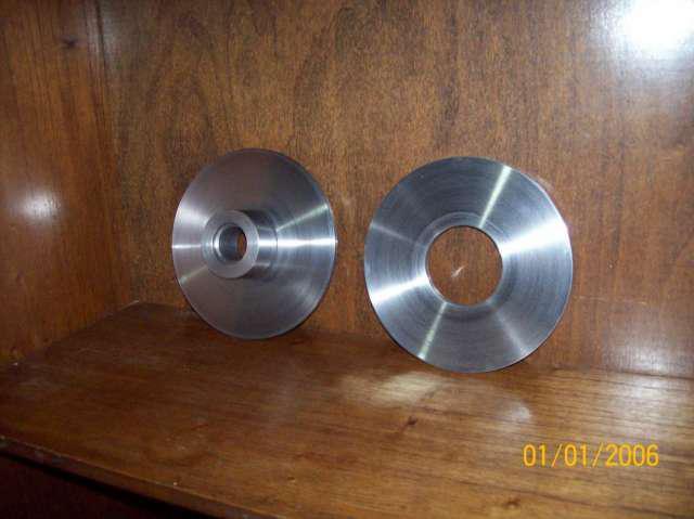 Conjunto perno magnetico para parlantes en Quilmes