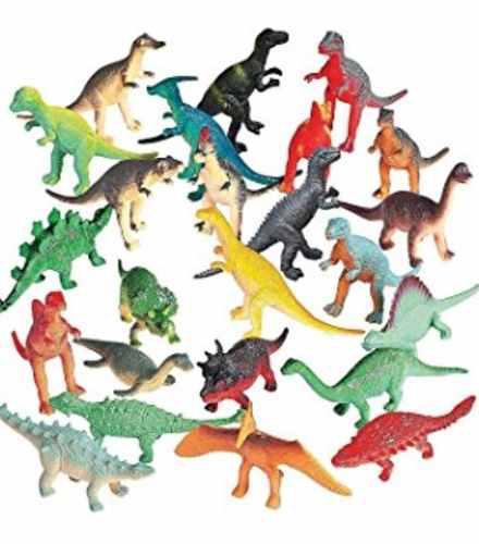Dinosaurios plásticos cotillon souvenir mundomatok