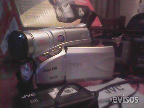 Filmadora jvc como nueva en caja con accesorios en