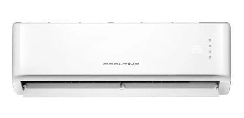 Aire acondicionado split bgh cooltime 3500w fr/ca clase a