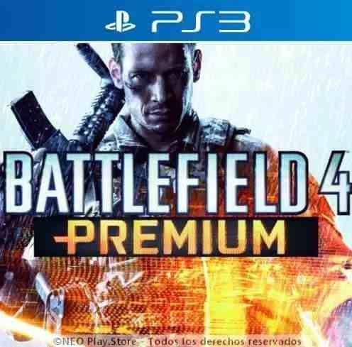 Battlefield 4 Premium (juego + Dlc) Ps3 Digital