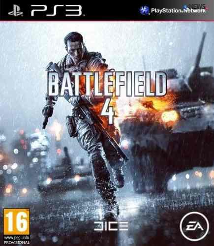 Battlefield 4 Ps3 Digital | Español | Juego Original | Off
