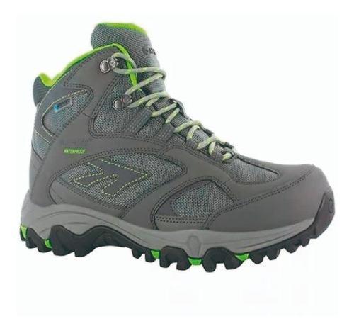 Botas borcegos hi tec hombre lima sport trekking impermeable