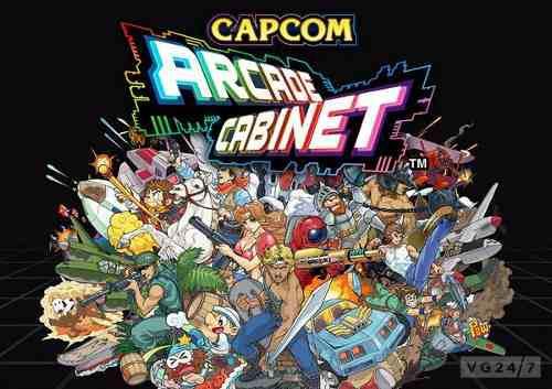 Capcom Arcade Cabinet (15 Juegos) - Ps3 - Easy Games
