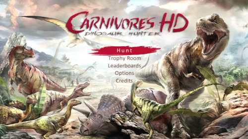Carnivores Hd + Carnivores 2 In 1 (3 Juegos) - Ps3
